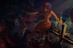 Monster - Artist: FruitBloodMilkshake