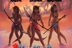 Warriors - Artist: Lynxette