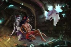 Predator - Artist: CosmoKokshwa