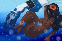 Water Lovers - Artist: Myos