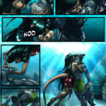 Page 17 of The Depths webcomic
