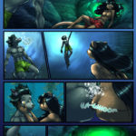 Page 24 of The Depths webcomic