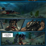 Page 26 of The Depths webcomic