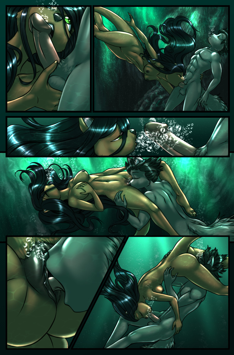 Page 29 of The Depths webcomic