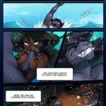 Page 3 of The Depths webcomic