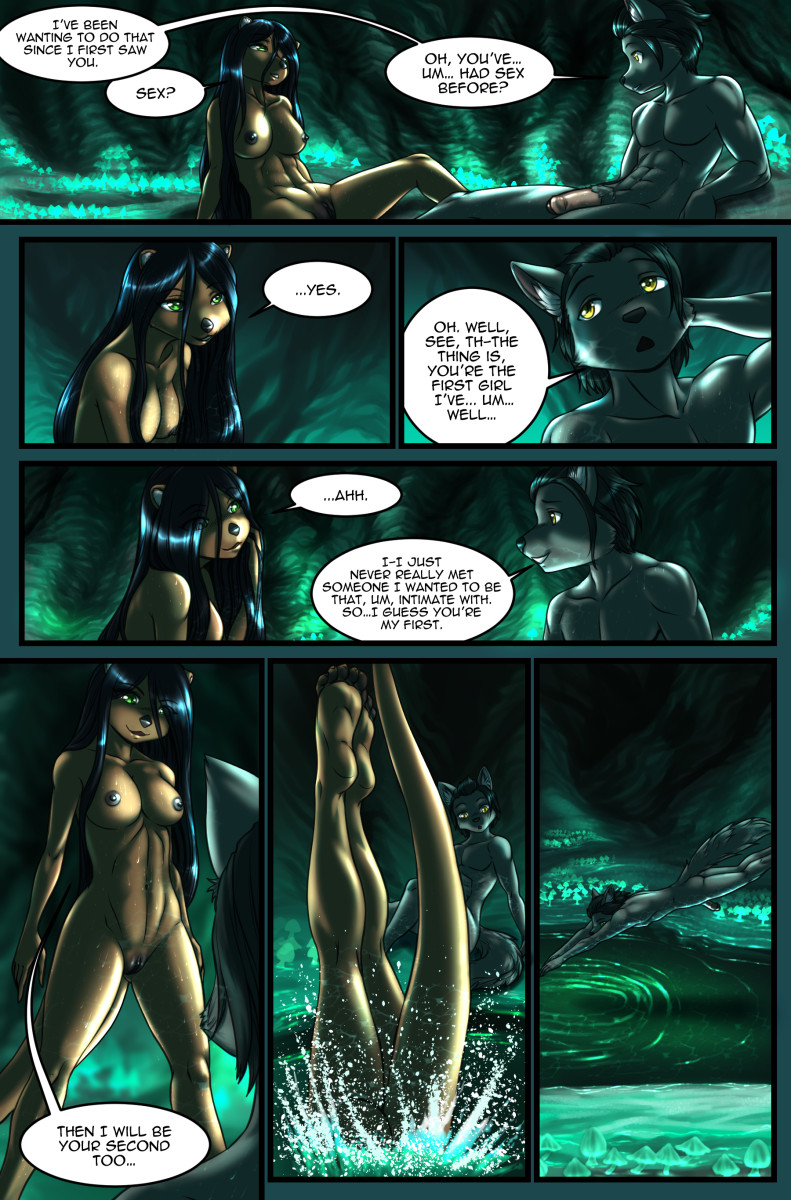 Page 31 of The Depths webcomic