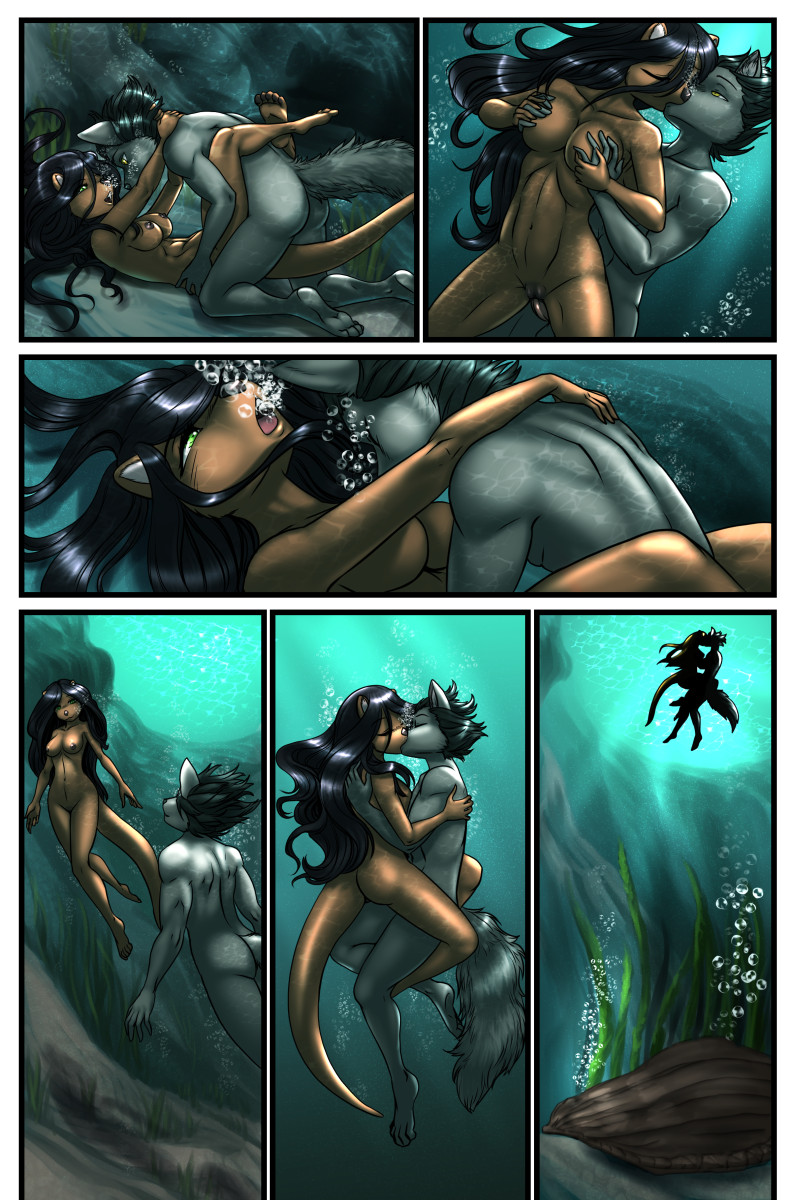 Page 33 of The Depths webcomic