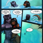 Page 4 of The Depths webcomic