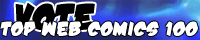 Top Webcomics banner