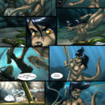 Page 61 of The Depths webcomic