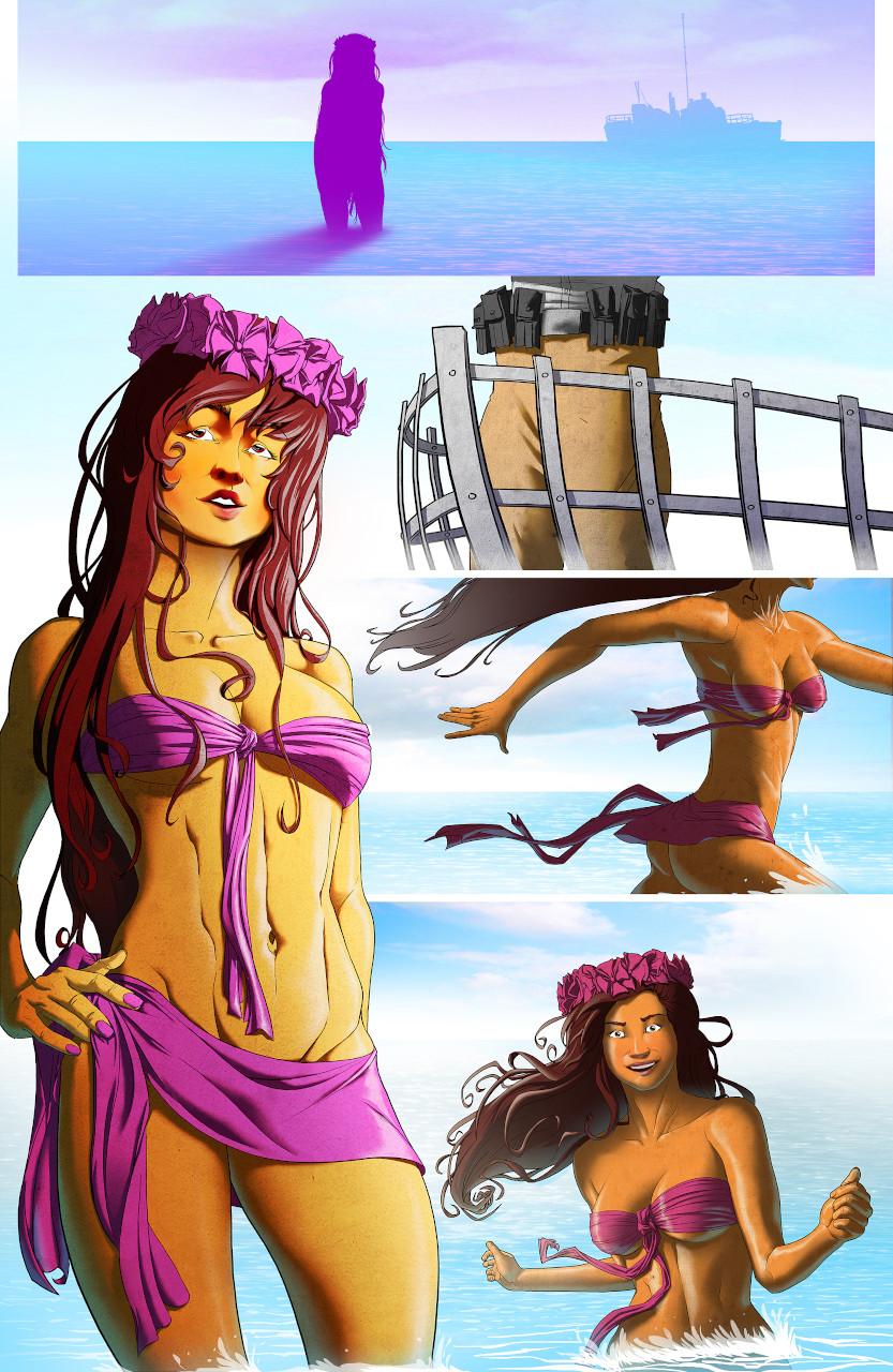 Island Girls Page 4