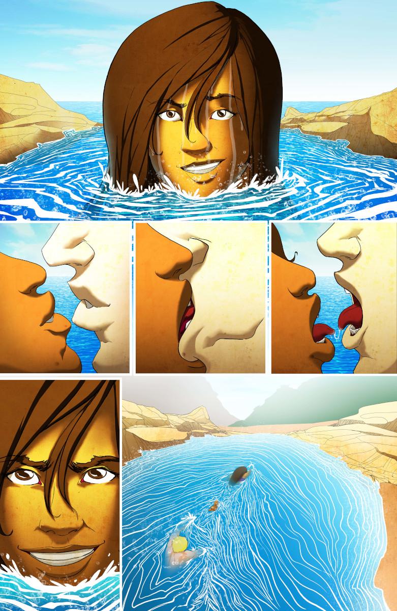 Island Girls Page 15